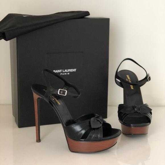 2065559baa3 Yves Saint Laurent Shoes | Brand Nwt Authentic Ysl Heels | Poshmark